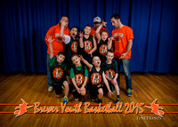Brewer Youth Sports Basketball 2014-2015