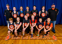 BYS Basketball 2015-2016