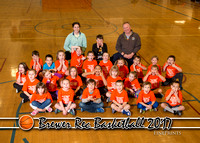 Brewer Rec Basketball And Cheering 2017
